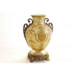 Декоративная ваза для цветов 33 см «Людовик»