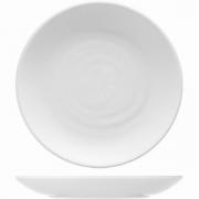 Тарелка D=18.5, H=2.6см; белый