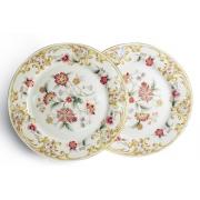 Набор из 2-х обеденных тарелок Версаль