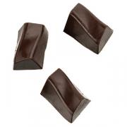 Форма для шоколада «Зигзаг» [28шт], H=17,L=28,B=20мм