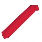 Клипса универс. для пакетов; полипроп.; L=8см; красный
