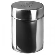 Солонка «Проотель», сталь, 296мл, D=65,H=97мм, металлич.