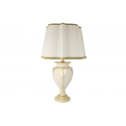Настольная лампа (+абажур) Raffaello