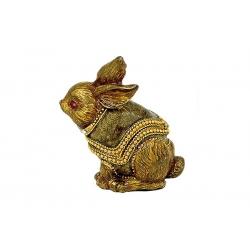 Декоративная шкатулка «Заяц»