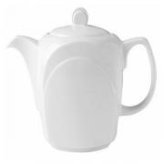 Чайник «Бьянко», фарфор, 340мл