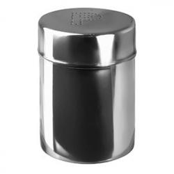 Перечница «Проотель», сталь, 296мл, D=65,H=97мм, металлич.