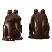 Форма для шоколада «Лягушка» [2шт], L=12см