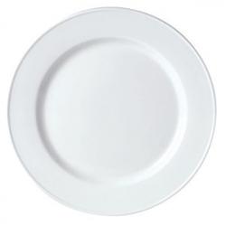 Тарелка мелк «Слимлайн» d=15.5см фарфор