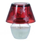 Свеча, Лампа, 14,5 см, Кокос