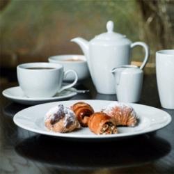Крышка для чайника «Хармони» фарфор