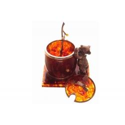 Сувенир «Медовый медведь»
