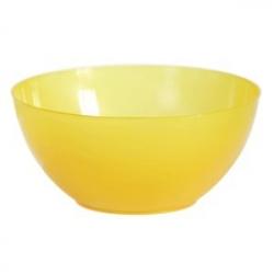 Салатник 2л желтый