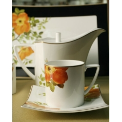 Сервиз чайный 17пр на 6 персон «Ариста Блум»