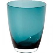 Стакан «Тэа» стекло; 300мл; синий