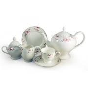 Чайный сервиз «Идилия» 21 предмет на 6 персон