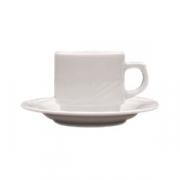 Чашка коф «Аркадия» 100мл фарфор
