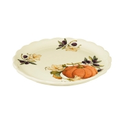 Тарелка обеденная Тыква