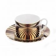 Набор для чая «Тигресс» (чашка155 мл+блюдце)на 6 перс. 12 пред.