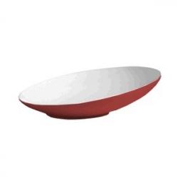 Салатник «Фиренза ред» 30.5см фарфор