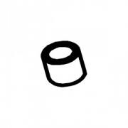 Тормоз и уплотнитель в сборе для арт.7010424; сталь; D=15,H=15мм; металлич.