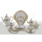 Сервиз чайный на 6 перс. 31 пред. «Симфония Золотая»