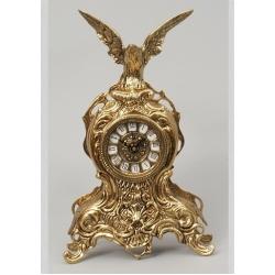 Часы с орлом 35х21см.