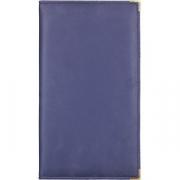 Папка-карта вин L=32.5, B=18.5см; синий