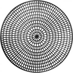 Коврик кругл. для мет.подноса d=36см