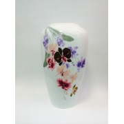 Ваза для цветов «Фиалки» 25 см