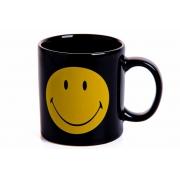 Кружка 330 мл. «Вехтерсбах - Smile» черная