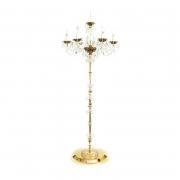 Напольная лампа «Проусек 6 рожк»