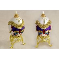 Декоративная шкатулка «Маска-Бабочка»