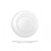 Тарелка мелкая «Спираль»