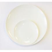 Набор тарелок для десерта «Ажур» на 6 персон 7 предметов