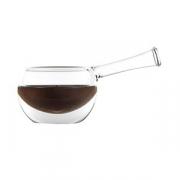 Ковш для подачи с жидким азотом «Боро» стекло; 400мл