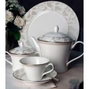 Сервиз чайный 17 предметов на 6 персон «Венеция»