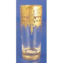 Аллегро P/N н-р стаканов для воды HB 6шт 350мл (золото)