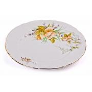 Набор тарелок 25 см. «Дикий лопух 23011» 6 шт