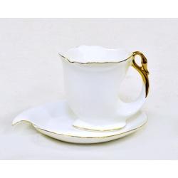 Чашка с блюдцем 0, 2 л