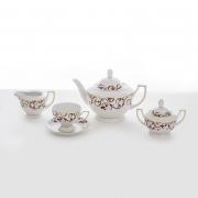 Сервиз чайный на 6 перс. 15 пред. «Карин 027»