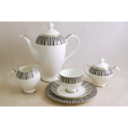 Чайный сервиз «Элизабет» 23 предмета на 6 персон