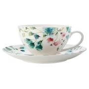 Чашка с блюдцем Primavera, большая, без индивидуальной упаковки