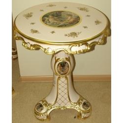 Декоративный столик «Ангелы» 76х58х58см
