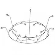 Вставка-кольцо для ведра; сталь нерж.; D=37см
