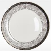 Набор подстановочных тарелок «Серебряный иней» на 6 персон
