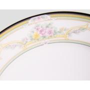 Набор закусочных тарелок «Нежность» на 6 персон