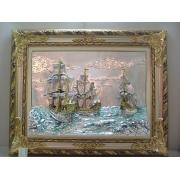 Картина «Корабль и Море»