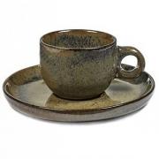 Пара кофейная для эспрессо «Серфис»