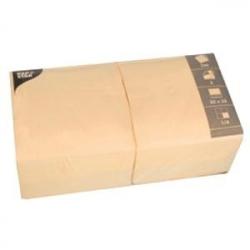 Салфетки 33*33см персик 250шт