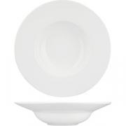 Тарелка для пасты «Кунстверк» D=29см; белый
